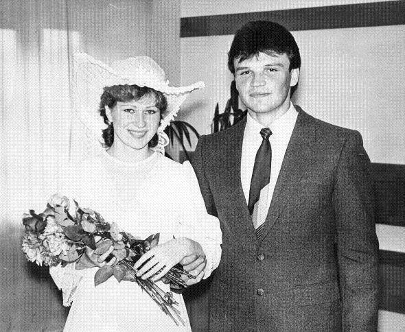 фотография свадьбы(цветы)