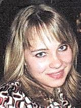 фотография блондинки