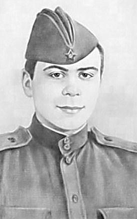 военная фотография солдата